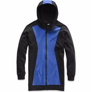 The North Face Womens NWT Train N Logo Full-Zip Hoodie Sweater Jacket Size Small